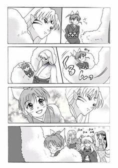 Inuyasha Memes, Inuyasha Funny, Inuyasha Fan Art, Inuyasha And Sesshomaru, Kagome Higurashi, Manga Anime, Anime Demon, Netflix Anime, Cute Anime Pics