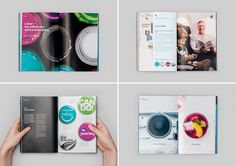 Air New Zealand Brand Books on Behance
