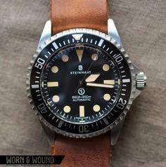 Steinhart Ocean Vintage Military watch.