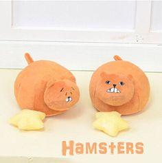 Anime Himouto! Umaru-chan Small hamster Cosplay Plush Doll Cushion Moe Gift N1