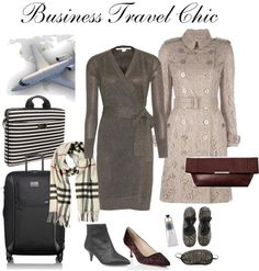 Business Travel Chic