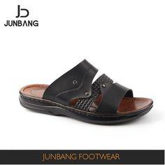 Source Custom design Newest sale Summer slipper Men Sandals with good offer on m.alibaba.com