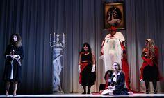 """Il Segno delle Donne: Al Teatro Bellini di Napoli """"Bordello di mare con ..."""