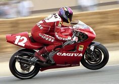 Cagiva racing