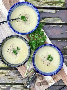 Easy Soup Recipes, Veggie Recipes, Vegetarian Recipes, Cooking Recipes, Healthy Recipes, Healthy Meals, Vegan Stuffed Peppers, Stuffed Pepper Soup, Ground Turkey Soup