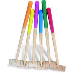 Jeu de croquet en bois de qualité Vilac