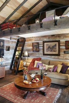 Loaft house
