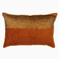 100 best orange throw pillows