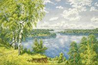 "Gallery.ru / TATO4KA6 - Альбом ""21"" Rubrics, Cross Stitch, Diagram, Map, Painting, Outdoor, Crochet, Landscape, Watch"