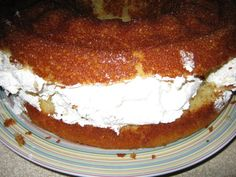 Savarin, Different Cakes, Greek Recipes, No Bake Cake, Tiramisu, Recipies, Cheesecake, Deserts, Food And Drink