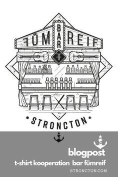 Stroncton Pub Crawl: Fümreif X Stroncton Pub Crawl, Post, My T Shirt, Designs, My Heart, My Design, Blog, Camping, Inspiration