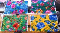 41 Idéias Baratas para Fazer Com Chita + Como Fazer Vestido em Chita, Tecido Colorido e Alegre