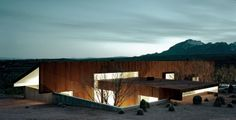 rick joy / house at tubac arizona (landscape architecture: michael boucher)