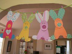 Paper Bunnies....