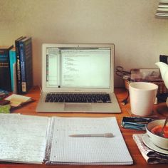 and studying there, too by lem_monade, via Flickr