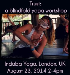 London Yoga Workshops, Plus a Giveaway — YOGABYCANDACE