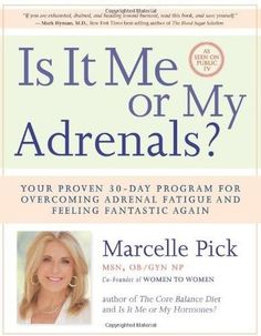 Is It Me or My Adrenals? Revised