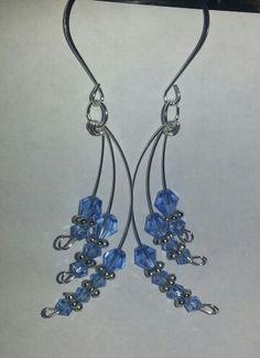 Swaroski earrings