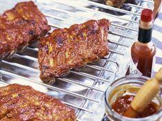 Spareribs mit Barbecue-Soße ist ein Rezept mit frischen Zutaten aus der Kategorie Schwein. Probieren Sie dieses und weitere Rezepte von EAT SMARTER!