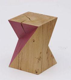 cubes pliés