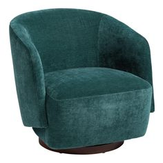 Living Room Accents, Living Room Chairs, Dining Room, Dining Chairs, Dark Teal, Teal Green, Teal Chair, World Market Store, Upholstered Swivel Chairs