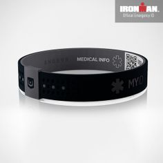 Introducing The Myid Sport Medical Alert Id Wristband Enjoy Peace Of Mind With This Comfortable Medic Bracelet Top Band On Market