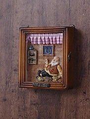 Trækasser archaize Med Lock Key Box            ... – DKK kr. 314
