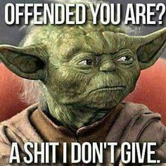 Yoda on Offense