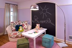 Creative Kids Bedroom Paint Ideas | Kids Bedroom Decorating Ideas