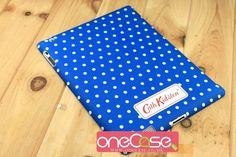 Cath Kidston case for ipad 2 Polka dots Blue