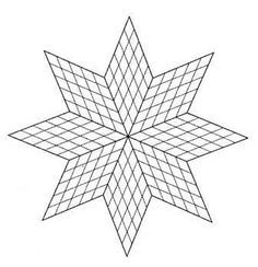Native American Star Quilts | ... mouse to download or print the star and design your own star quilt