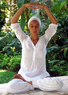 Kundalini Yoga, combining meditation with yoga. My new obsession.