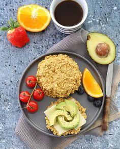 Enkel og sunn mat i varmen Acai Bowl, Protein, Healthy Recipes, Healthy Food, Healthy Living, Breakfast, Acai Berry Bowl, Healthy Foods, Morning Coffee