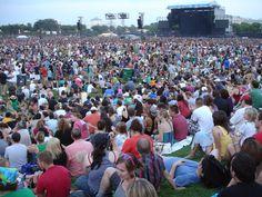 Lollapalooza Chicago Music Festival