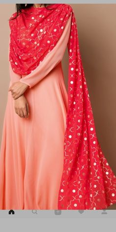 Best how to wear clothes ideas simple ideas Indian Attire, Indian Ethnic Wear, Indian Dresses, Indian Outfits, Simple Indian Suits, Frocks And Gowns, Indian Designer Suits, Anarkali Dress, Lehenga