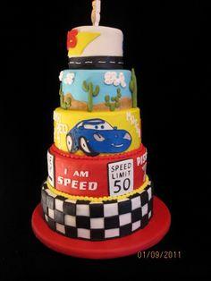 Google Image Result for http://thetwistedsifter.files.wordpress.com/2011/01/disney-cars-mcqueen-sally-birthday-cake.jpg