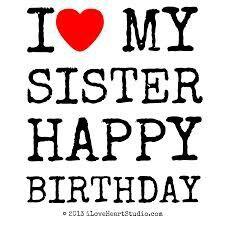 I ♡ My Sister