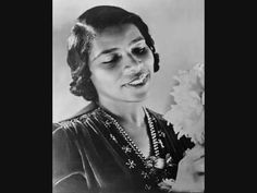 Marian Anderson:Sometimes I Feel Like a Motherless Child(1943).