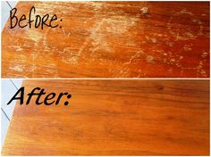 How To Fix Scratches In Wood