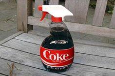 20 utilisations que vous pouvez faire du coca-cola et que vous ne connaissiez pas!!