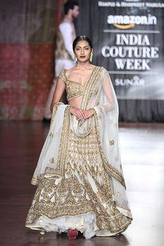Best Bridal Lehenga's from Amazon India Fashion Week - Shaadi Bazaar