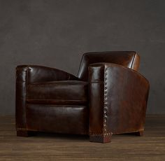 RHu0027s Library Leather Swivel Chair:Our Library Collection Is Reminiscent Of  Chairs Found In The Great Reading Rooms Of Europe.