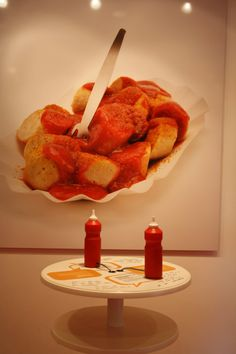 CURRYWURST MUSEUM! HOW COOL IS THAT?! :D