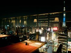 The best Tokyo bars with a view   Time Out Tokyo