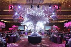 grand ballroom of marina bay sands singapore wedding venues in singapore royal - Garden By The Bay Ballroom