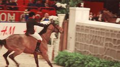 Puissance without saddle holy high jump