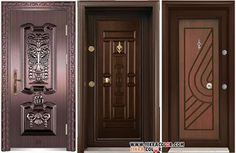 Wooden Doors That Will Make You Intrigued to Peak Behind It