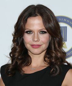 View yourself with this Tammin Sursok Long Curly Dark Brunette Hairstyle Sandro, Long Curly Hair, Curly Hair Styles, Tammin Sursok, Dark Brunette Hair, Thick Hair Styles Medium, Fair Complexion, Lovely Eyes, Long Faces