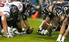 Bears prepping to face Texans in opener