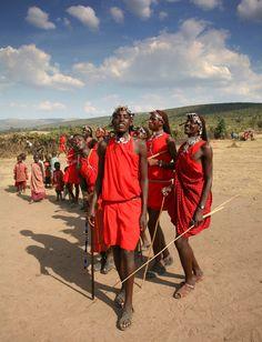 - masai mara, Rift Valley